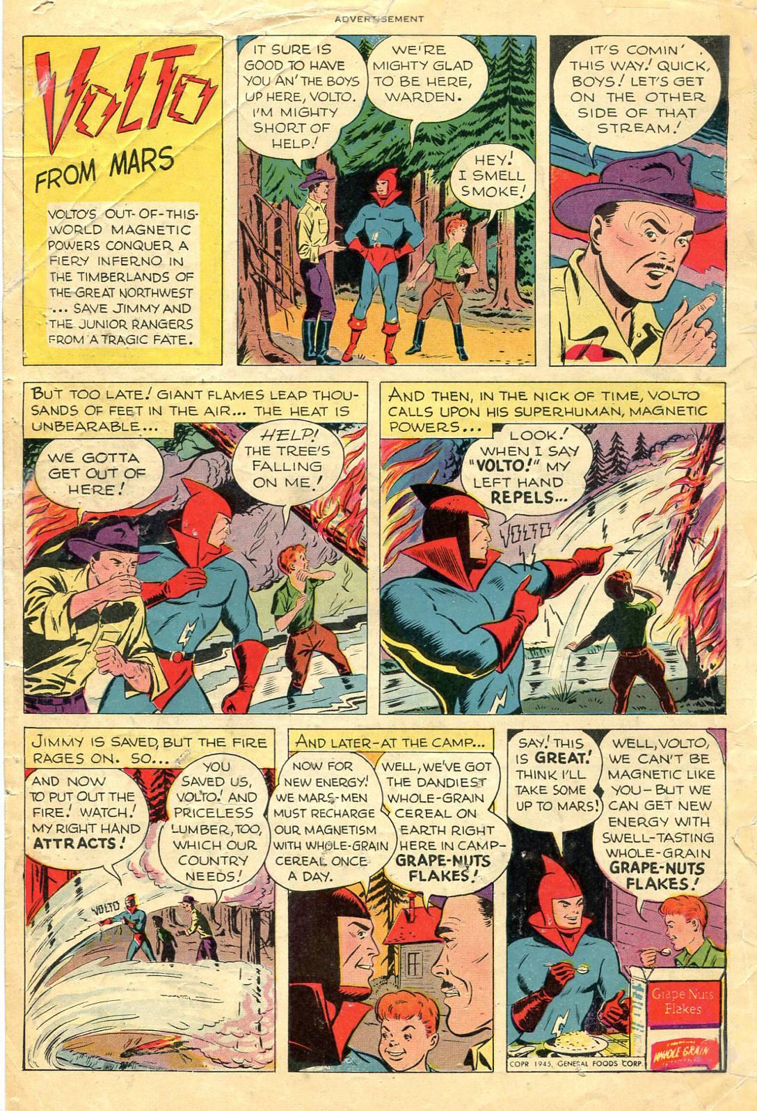 Read online Shadow Comics comic -  Issue #60 - 48