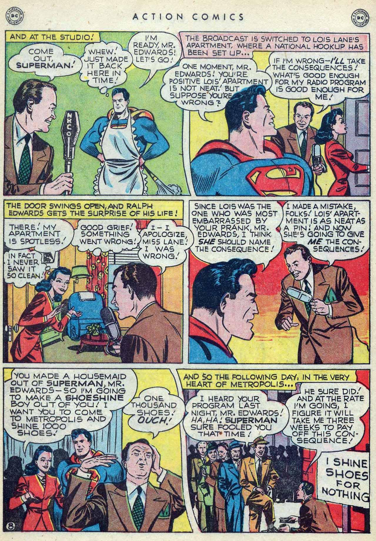 Action Comics (1938) 127 Page 9