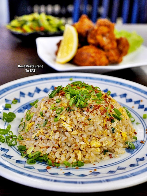 YUGO HOUSE PUBLIKA Menu - Garlic Fried Rice