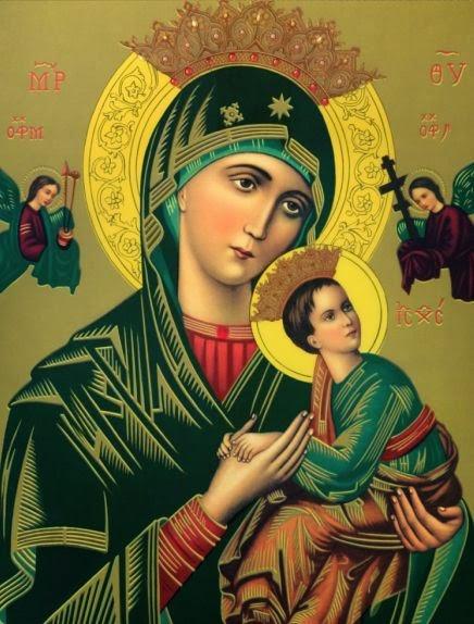 Tại sao người Công giáo tôn sùng Đức Mẹ ?