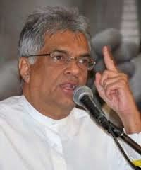 Ranil challenges MR on whether he met LTTErs in US