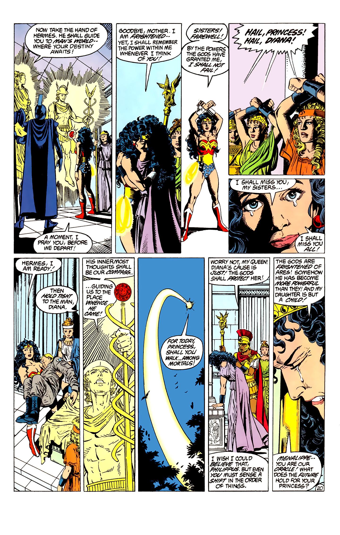 Read online Wonder Woman (1987) comic -  Issue #2 - 21