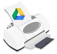 Send fax from Google drive