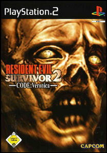 Resident%2BEvil%2BSurvivor%2B2%2BCODE%2BVeronica - Resident Evil Survivor 2 CODE Veronica