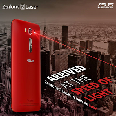 Asus zenfone 2 laser chup anh net nho cong nghe laser