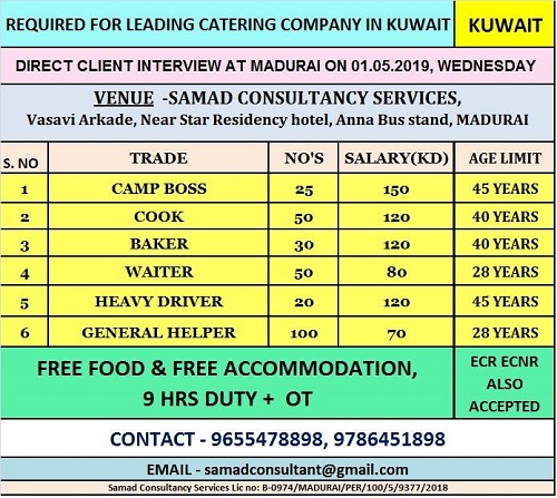 April 2019 – Page 141 – GCC JOBS FOR YOU