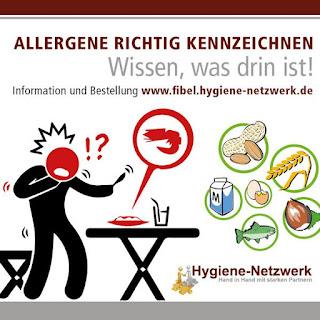 Allergene und Allergenkennzeichnung - immer noch schwierig in der Umsetzung