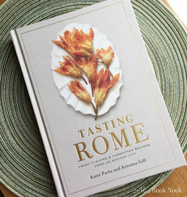 Weekend Reading Book Tasting Rome Cookbook