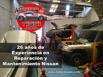 Taller Nissan