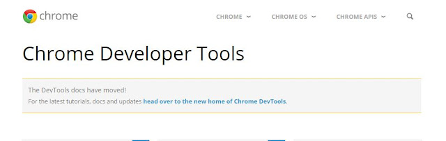 Google Chrome DevTools