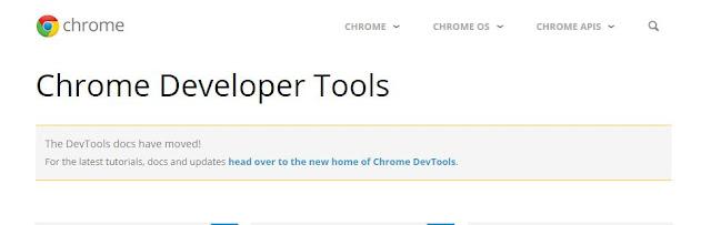 Google Chrome DevTools