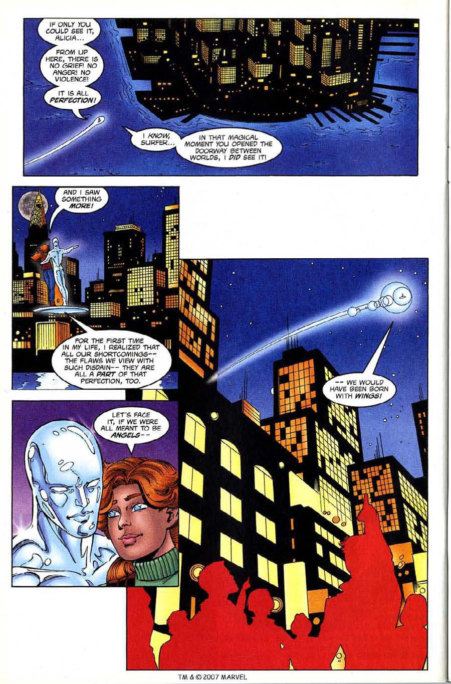 Read online Silver Surfer (1987) comic -  Issue #133 - 34