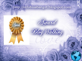 Award Blogwalking