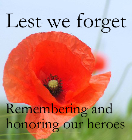 #50+ Remembrance Day Card Sayings and Text Saying