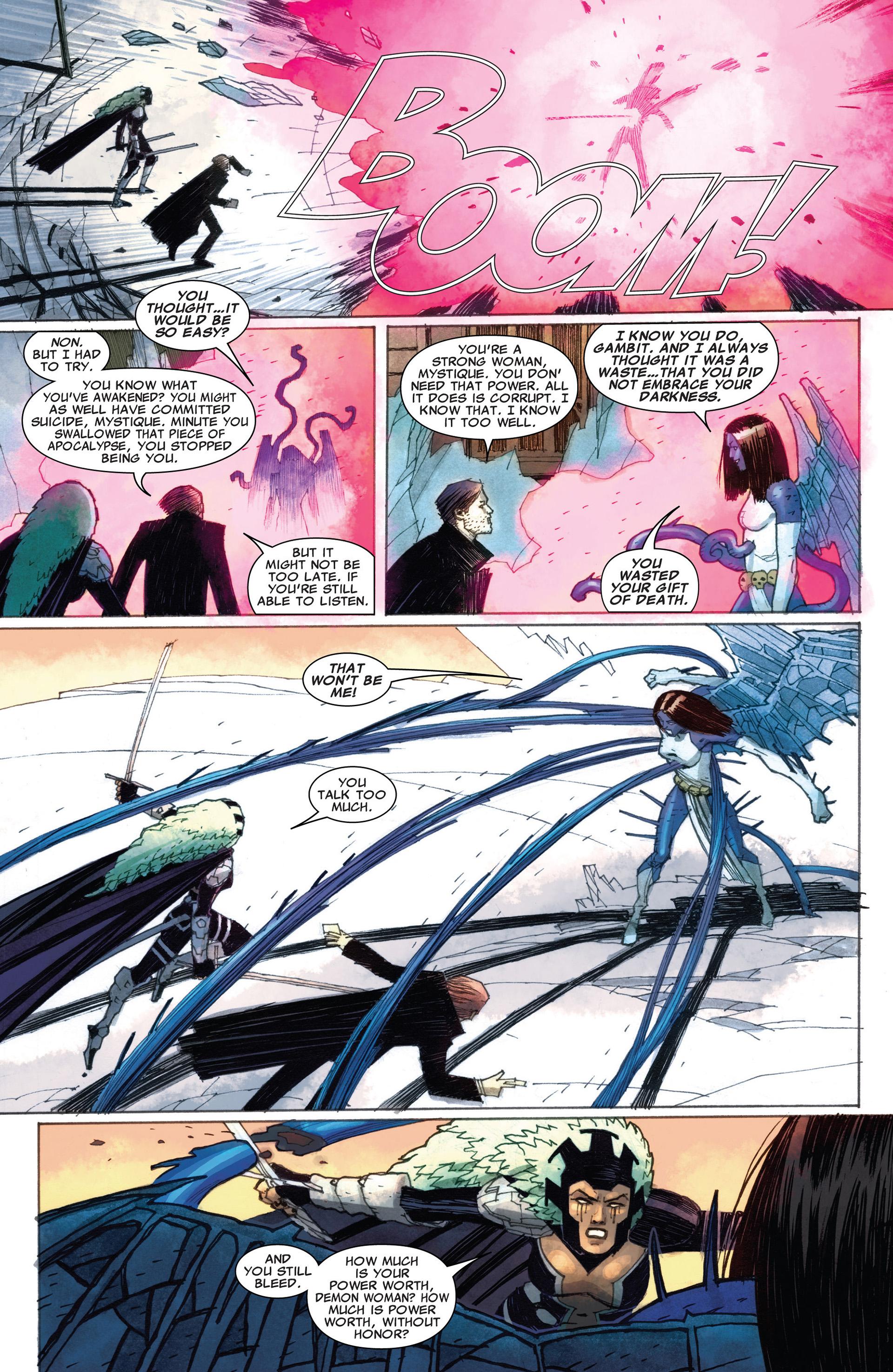 Read online Astonishing X-Men (2004) comic -  Issue #65 - 4