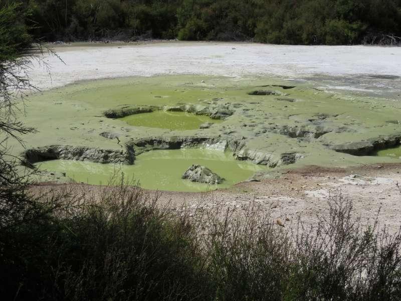 Opal Pool, Wai-O-Tapu