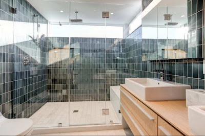 contemporary bathroom tiles design ideas and trends 2019, bathroom tiles 2019