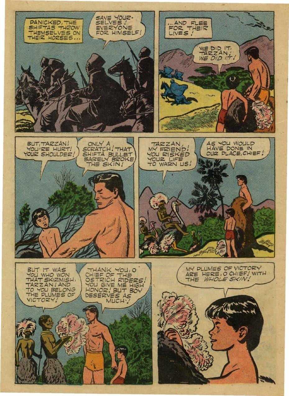 Tarzan (1948) issue 72 - Page 26