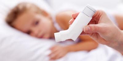 Lebih Dari 50 Persen Orang Beresiko Penyakit Asma