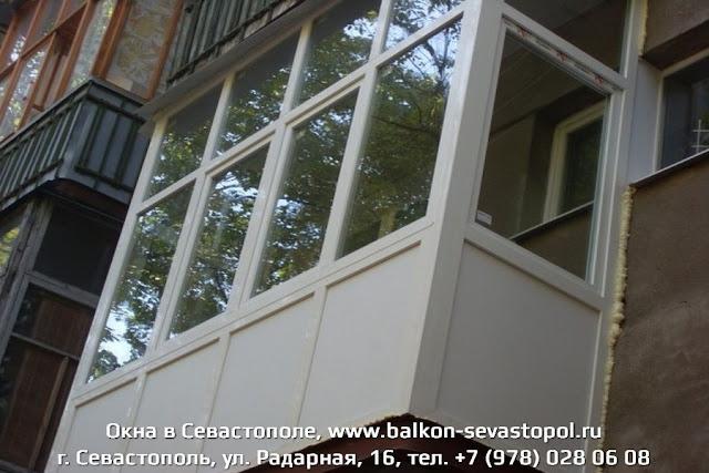 Крым окна Севастополь