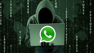 Cara Hack Sadap WhatsApp Tanpa Aplikasi/Software