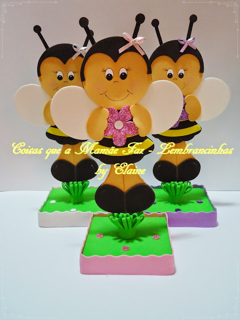 abelhinha centro de mesa