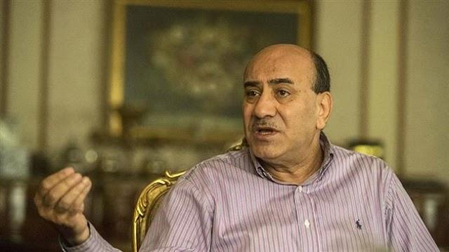 Egyptian court sentences former anti-corruption chief Hisham Geneina to 5 years in prison