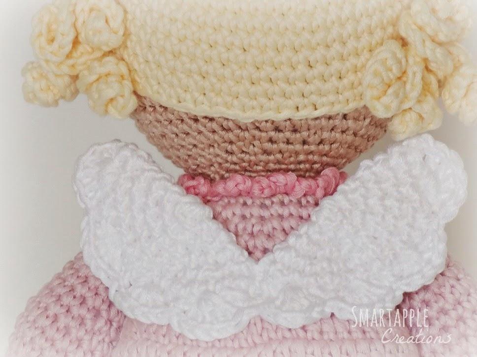 Easy Crochet Angel Amigurumi Free Pattern   726x968