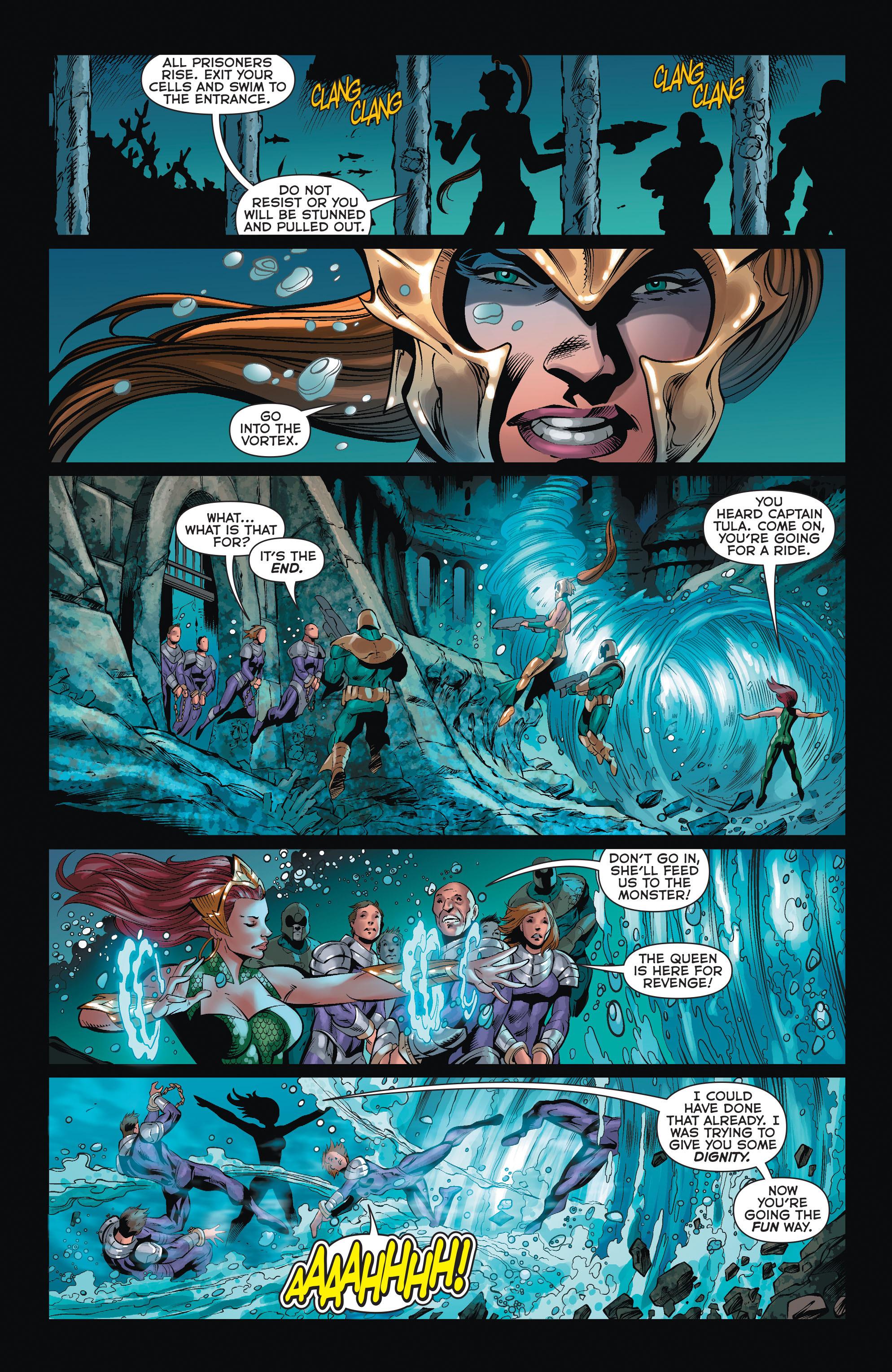 Read online Aquaman (2011) comic -  Issue #35 - 11