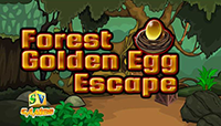 SiviGames Forest Golden Egg Escape