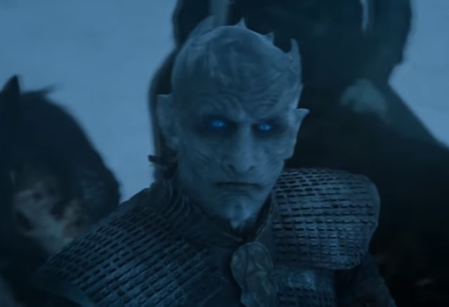 Game of Thrones: O exército de White Walkers