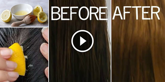 Dye Hair DIY - How To Lighten Your Hair At Home