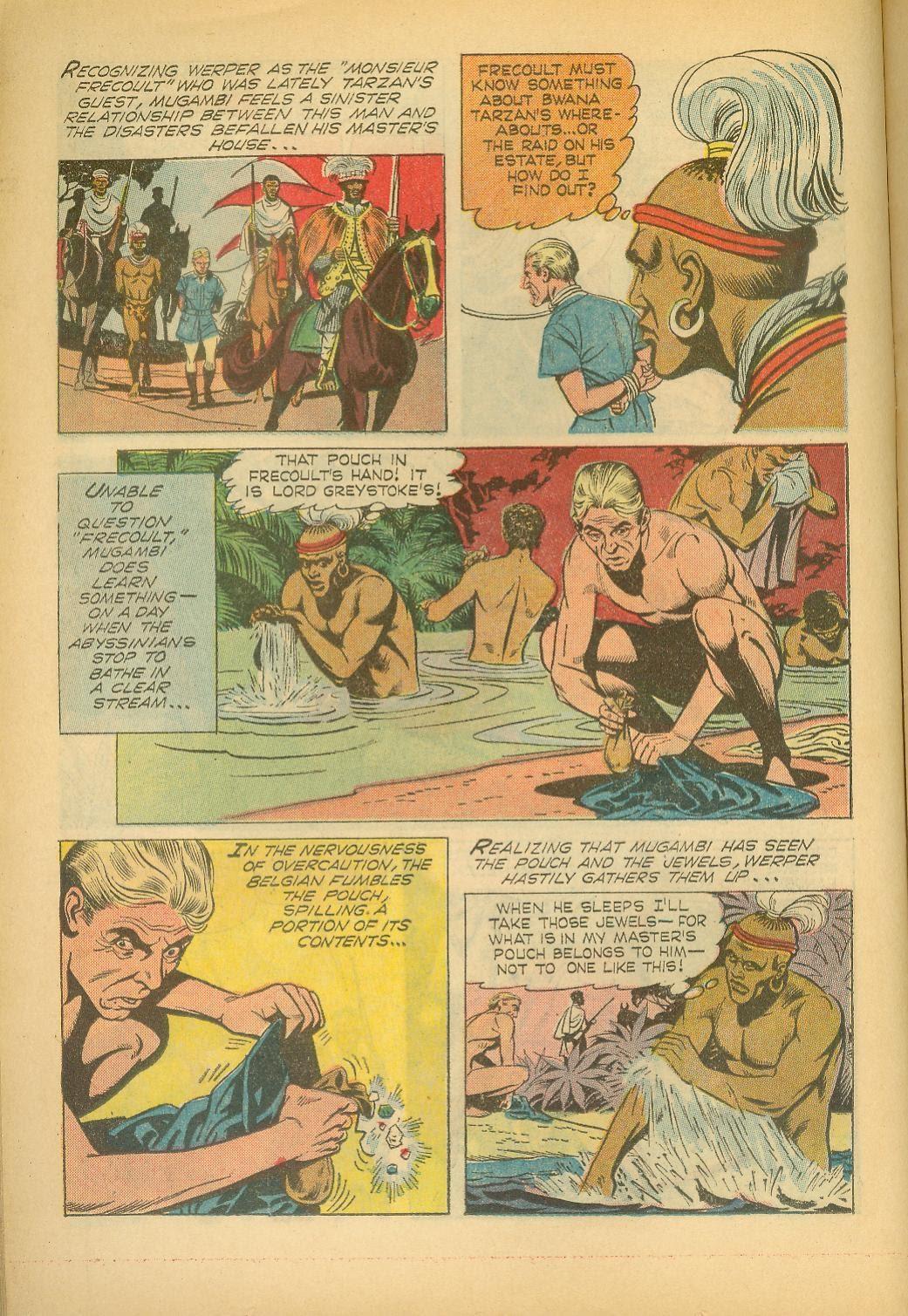 Tarzan (1962) issue 160 - Page 14