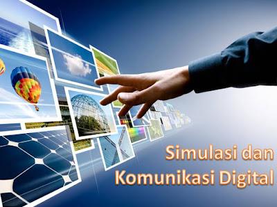 Hasil gambar untuk simulasi digital
