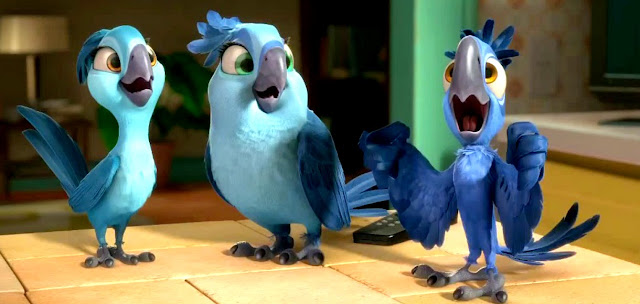Rio 2 Full Trailer - The Kids