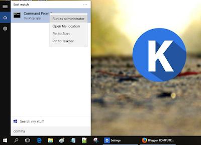 cara Memperbaiki WiFi Tidak Konek/Limited di Windows 10