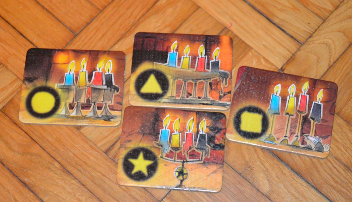 Castello Di Cartone Art Attack : Nonsolograndi] castello degli specchi giochi sul nostro tavolo