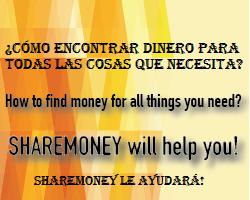 Sharemoney es un sistema capitalizador que permite GANAR sin referir, GANAR refiriendo y también como usuario gratis