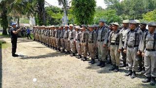 Rekrutmen Polisi Pamong Praja dan WH 2017