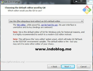 How To Installing GIT On Windows