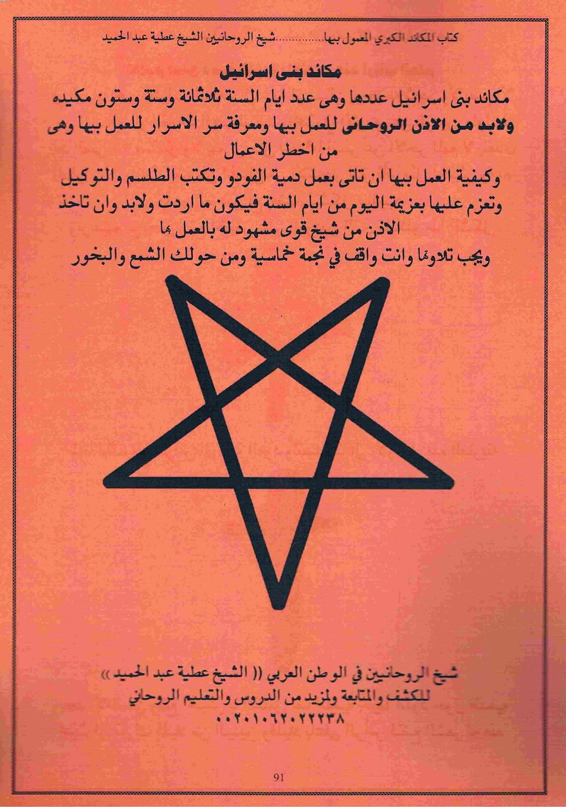 تحميل كتب الشيخ عطية عبد الحميد مجانا