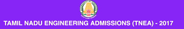 TNEA 2017 Counselling Rank Details published