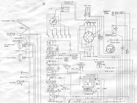 1970 Mustang Alternator Wiring Diagram