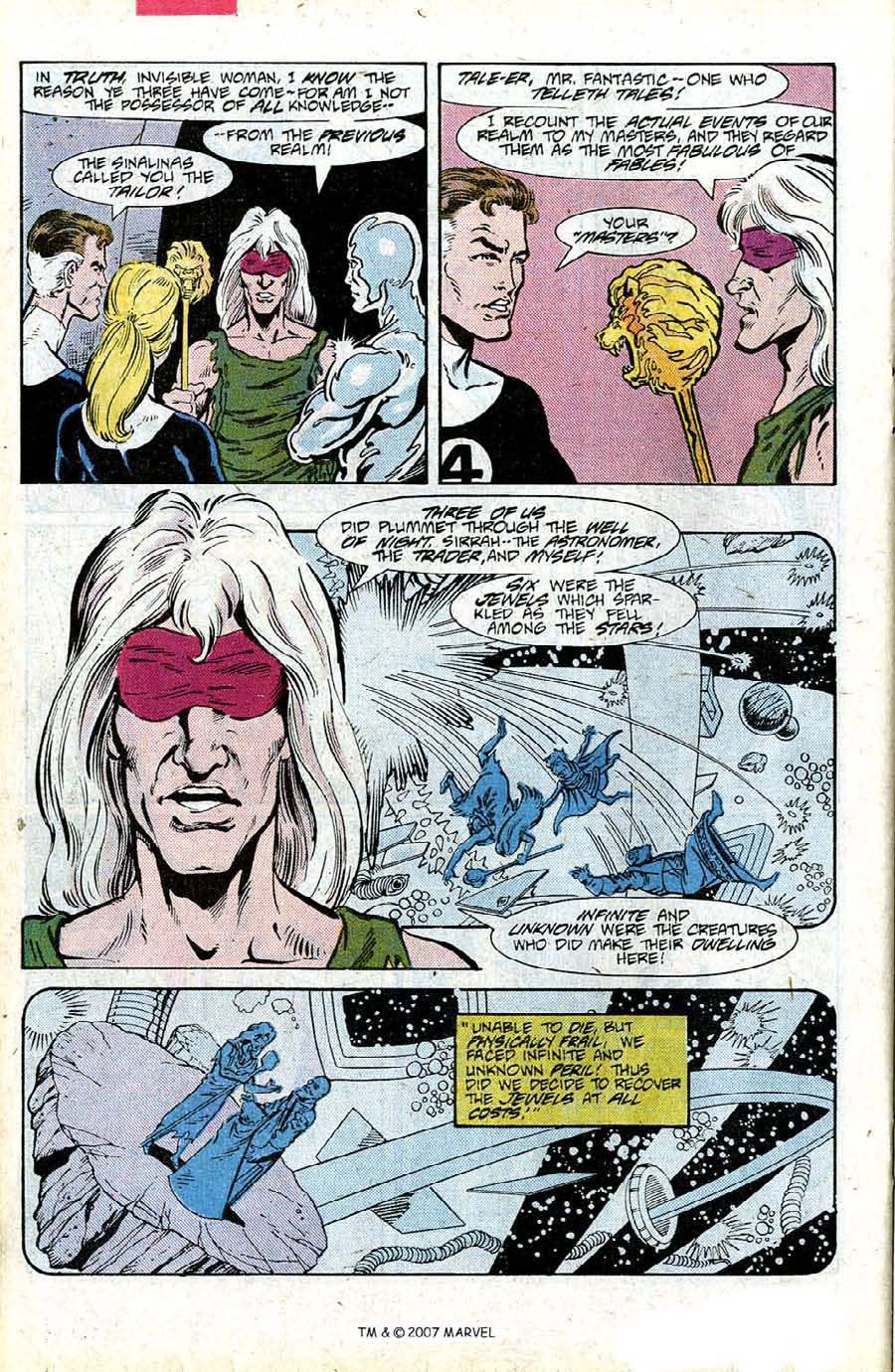 Read online Silver Surfer (1987) comic -  Issue #15 - 22