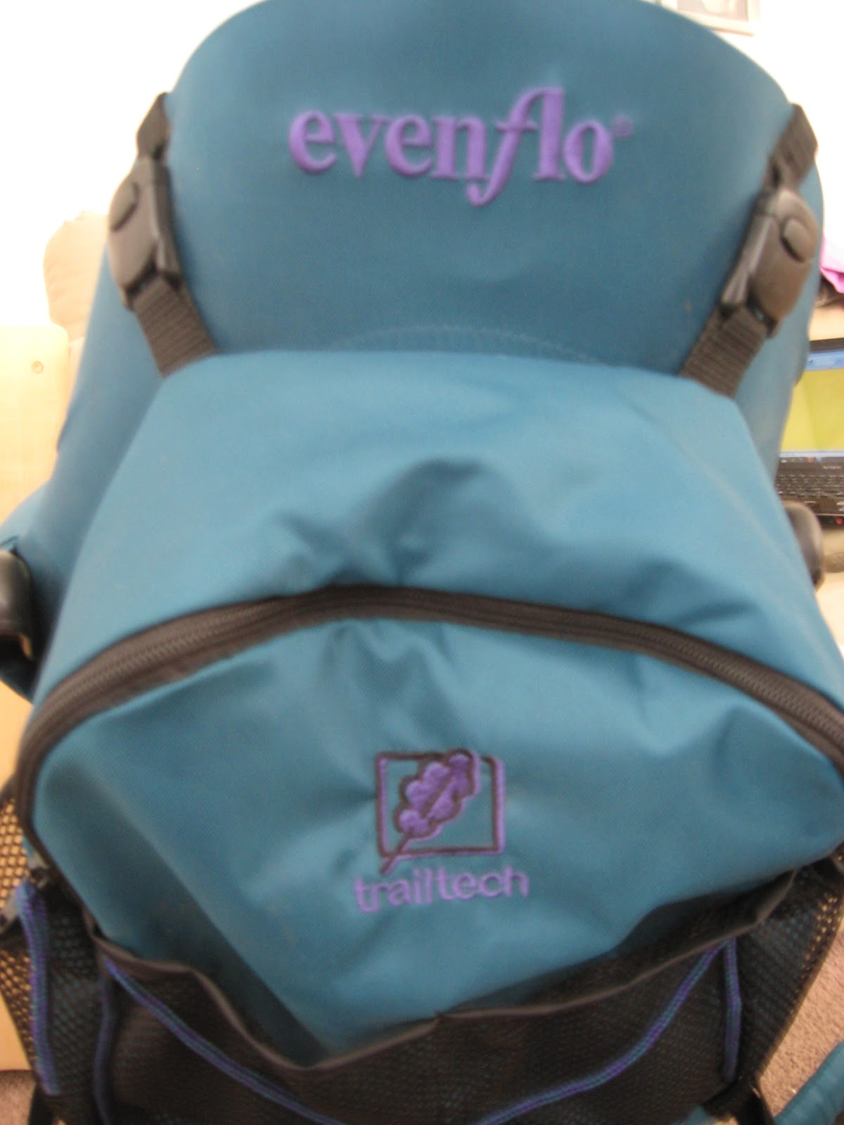 c79fc8aa329 Items for Craigslist  Evenflo TrailTech Backpack Baby Toddler ...
