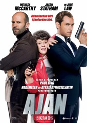 Ajan (2015) Film indir