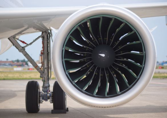 Airbus A320neo engines