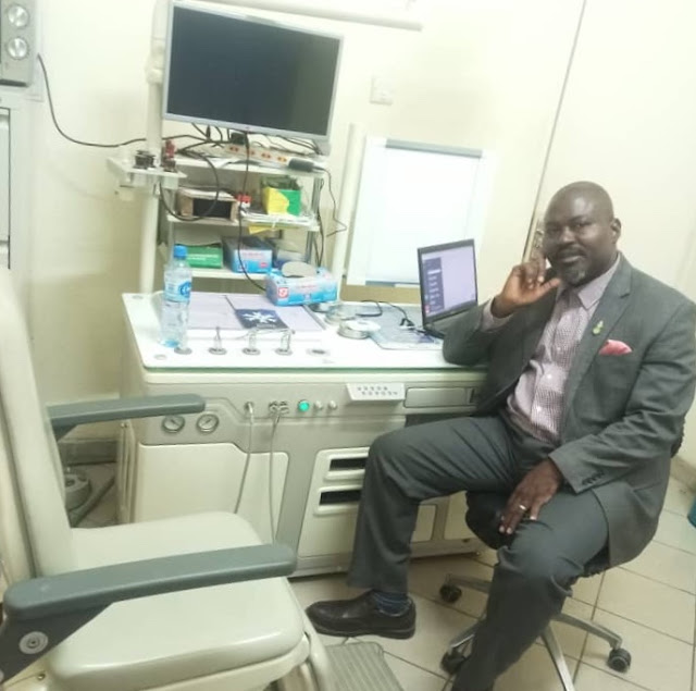Hearing care: Expert advocates speedy implementation of national strategic plan