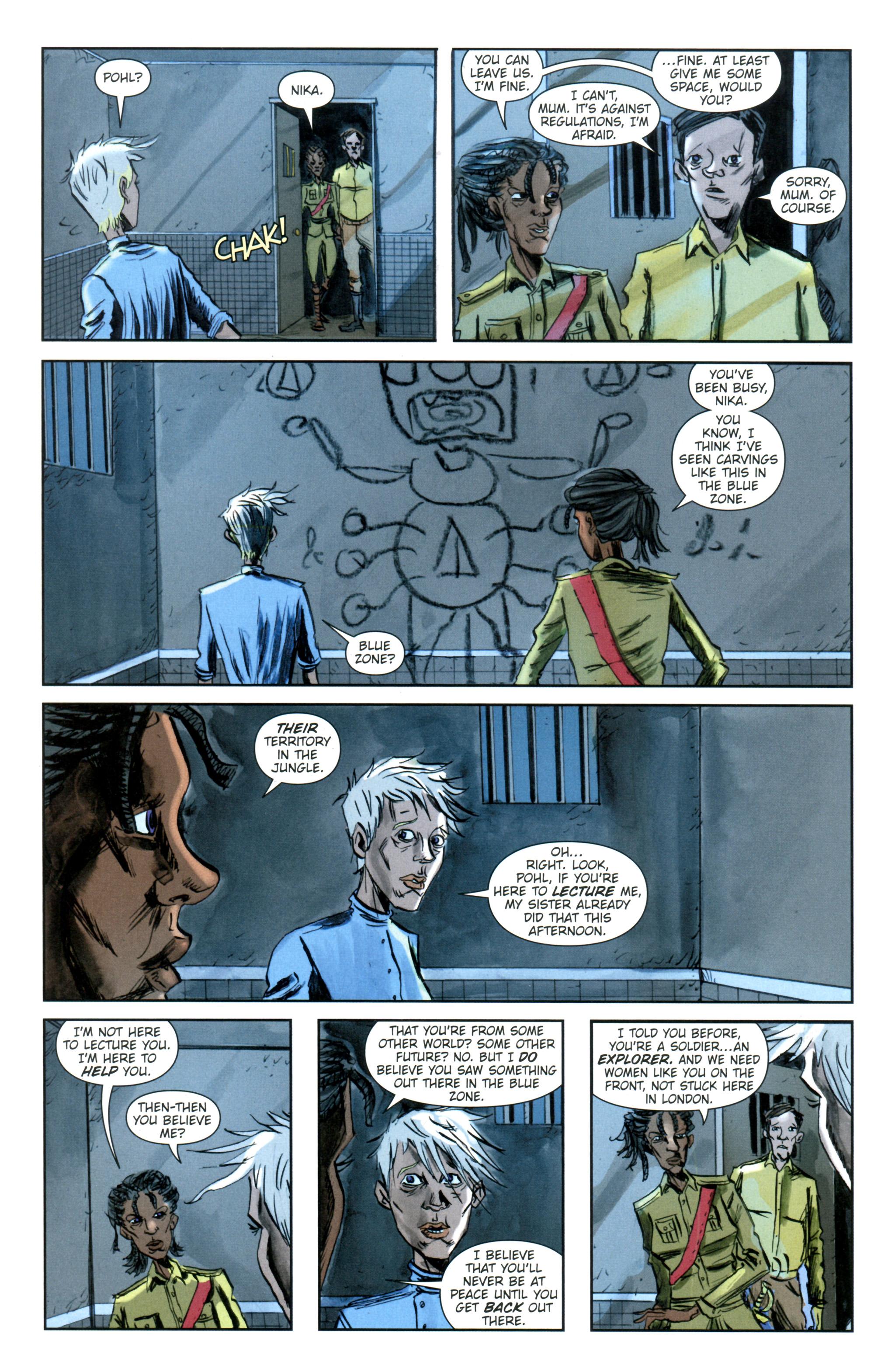 Read online Trillium comic -  Issue #6 - 12
