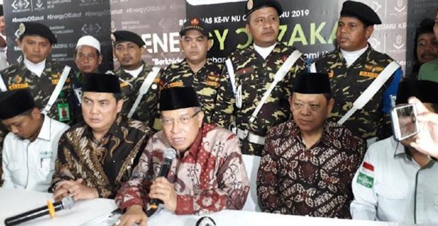 Kiai Said Aqil: Ahmad Dhani Bukan Warga NU!